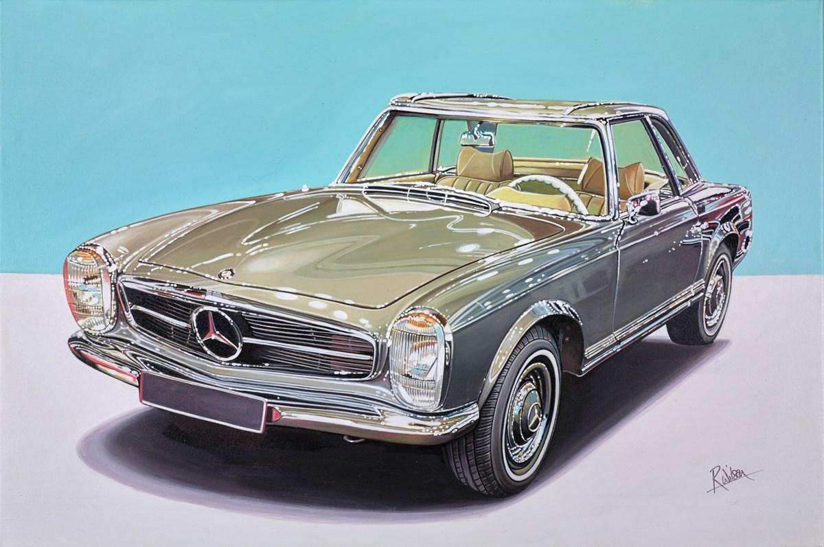 1967 Mercedes Benz 230 SL